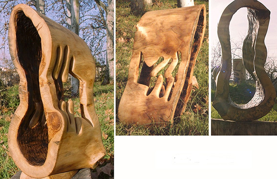 Paz Santos escultora