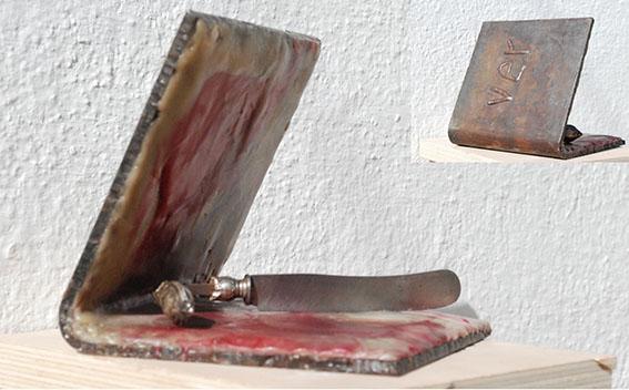 Paz Santos , escultura